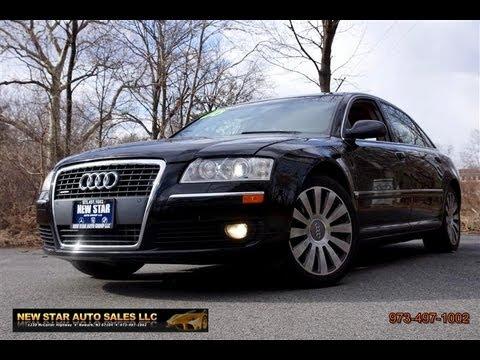 2006 Audi A8l 4 2 Quattro Lwb Sedan Transporter Youtube