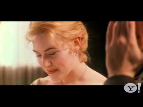 Kate Winslet's first Titanic screen test
