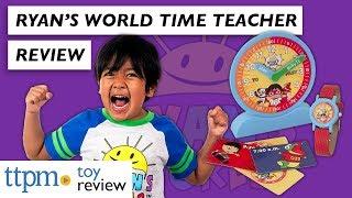 Ryan's World Time Teacher from ClicTime