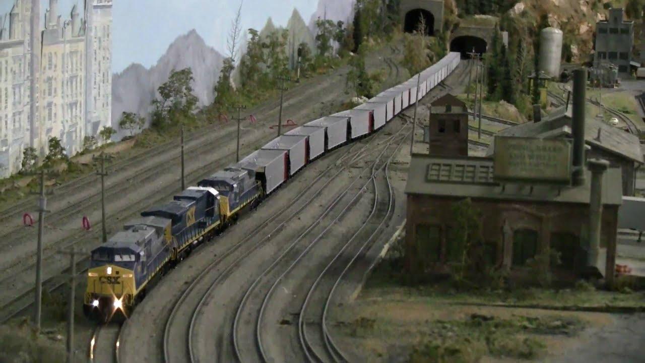 Ho coal cars