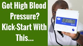 Quick Beginner Guide To Reduce High Blood Pressure Naturally