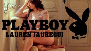Lauren Jauregui: PLAYBOY Photoshoot