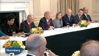 Harvard Professor Nye on Trump, China Trade, and Russia