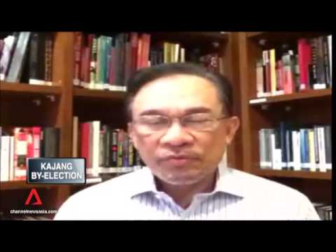 Anwar Ibrahim responds to PM Najib comments on Selangor by election