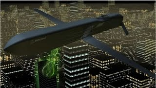 "Boeing Electromagnetic Pulse EMP Weapon ""CHAMP"""