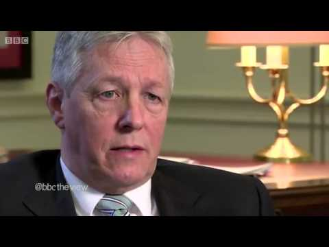 Peter Robinson on Welfare Deadlock