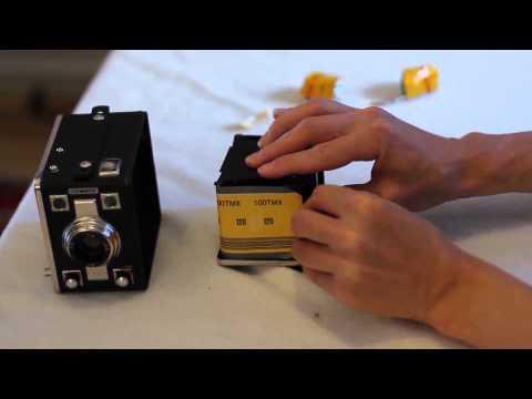 Slow Photography - Introducing the Gevabox Medium-format Camera