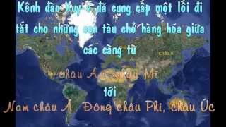 Bản sao của Kênh đào Xuy ê
