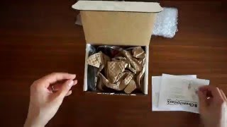 Thrust Stand Series 1520 Unboxing