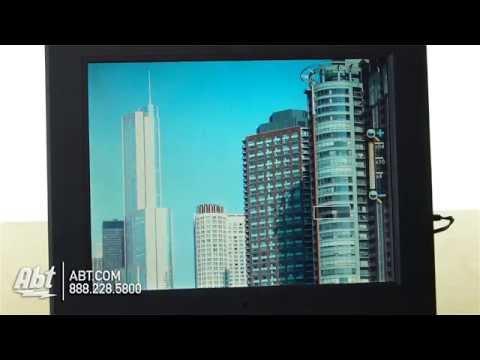 Aluratek 12 inch Digital Photo Frame - ADMPF512F Overview