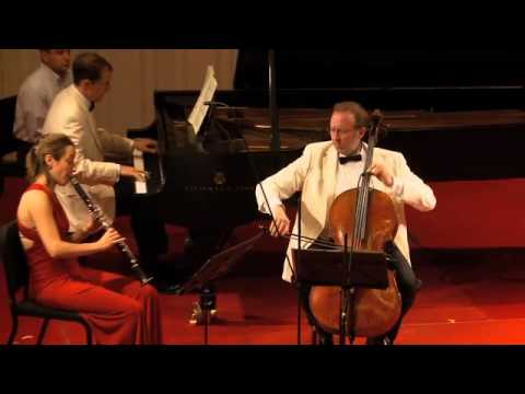BCMF Beethoven: Clarinet Trio in B-flat major, Op. 11 (Adagio)