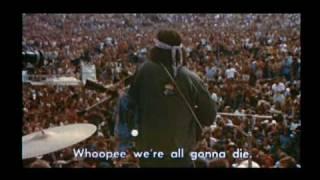 Country Joe McDonald live at Woodstock