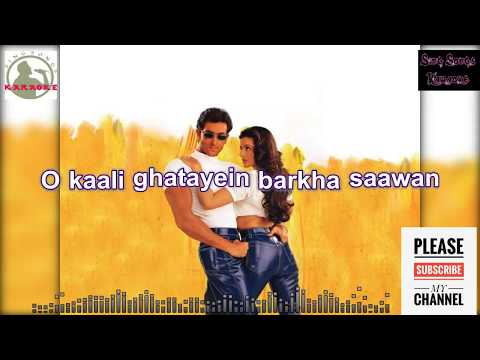 Chand Sitare Phool Aur Khushboo Karaoke Song for male singers with Lyrics