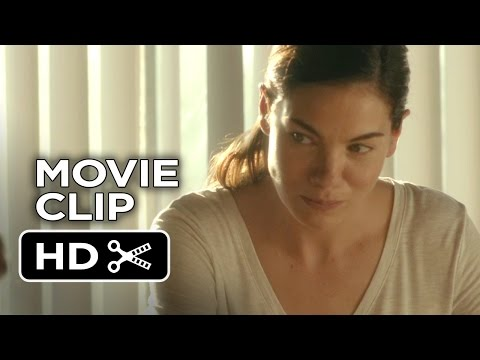 Fort Bliss Movie CLIP - Present (2014) - Michelle Monaghan War Drama HD
