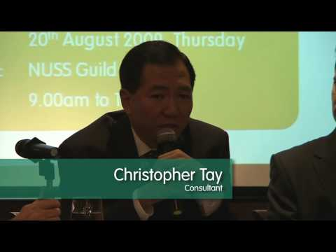 LHH Singapore Panel Forum - Part 1 -  The New Rules of Rightsizing & Engagement  (August 2009)