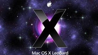 INSTALL MAC OSX