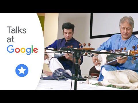 Sarod Maestros Amjad Ali Khan, Amaan Ali Khan and Ayaan Ali Khan