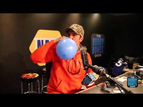 Heliumoke with Luke Bryan