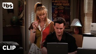Friends: Chandler Tries Online Dating (Season 2 Clip) | TBS