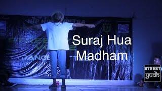 Abhishek Das | Street Yudh Vol.2 | Suraj Hua Madham | Judge Showcase 3