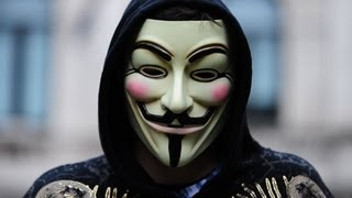 Street Interviews - Anonymous Hackers Friend or Foe?