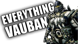 Warframe Review & Build - Everything Vauban