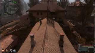 Прохождение игры сталкер время альянса 2 найти секретный телепорт