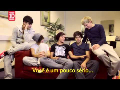 One Direction - Video Diary 1 (Legendado PT-BR)