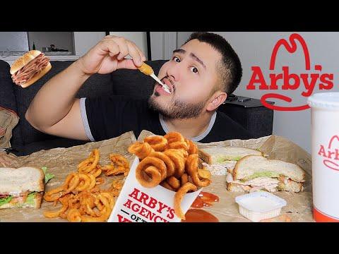 Arbys Mukbang thumbnail