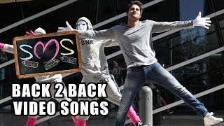 SMS - SMS ( Siva Manasulo Sruthi ) Telugu Movie : Back 2 Back Video Songs