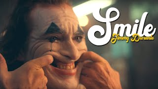 JOKER 2019 | Smile - Jimmy Durante | Original lyrics & Sub Español