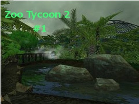Zoo Tycoon 2 Gameplay - Part 1