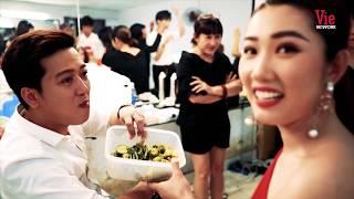 Thúy Ngân cùng Trường Giang lầy lội sau cánh gà Nhanh Như Chớp 2018 [Full HD]