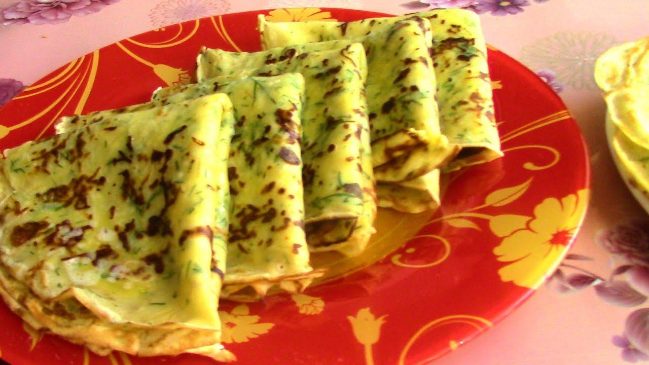 Сырные блинчики рецепт с фото пошаговый Едим Дома