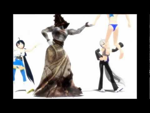 【MMD】I accidently the whole thing