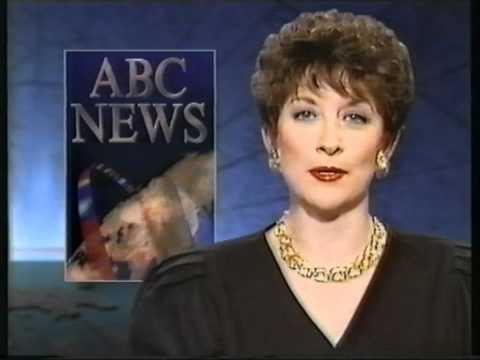 ABC TV Queensland News Opener 1991