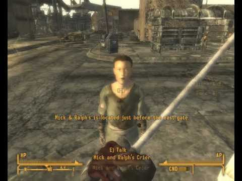 Fallout: New Vegas Mods - Killable Children and CONELRAD
