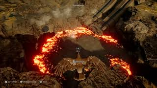 Assassin's Creed® Odyssey Cyclops Arges Location Mythical Creature