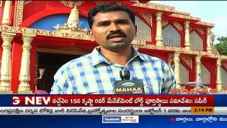TTD Huge Arrangements for Srivari Brahmotsavam in Tirumala