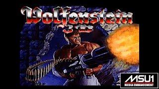 SNES MSU1 Wolfenstein 3D