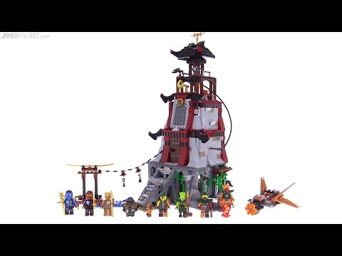 Top reviews: LEGO Ninjago The Lighthouse Siege! 70594