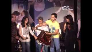 Ek Thi Dayan - Vishal Bhardwaj, Emraan Hashmi And Ekta Kapoor At 'Ek Thi Daayan' Music Launch