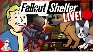 Fallout Shelter Vault 808 - Building The Perfect Vault