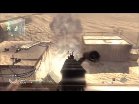 theRadBrad's Tar-21 TDM on Rust (MW2 Gameplay/Commentary)