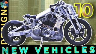 10 COOL VEHICLES THAT WE ALL COULD BE SEEING SOON | AMAZING VEHICLES
