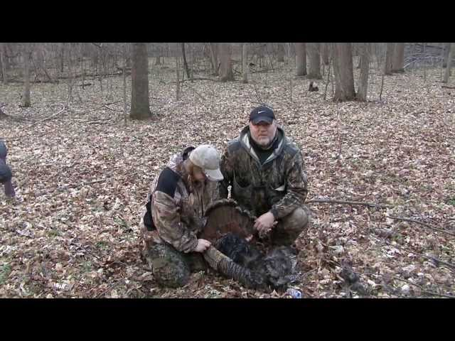 SimplyOutdoors TV - MY18 Episode 13 - Ashley's turkey and big river smallies