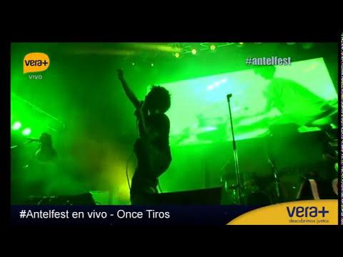 Antel Fest 2014 - Maldición - Once tiros