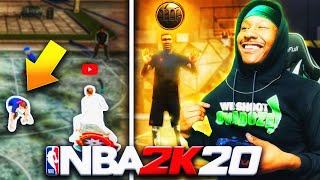 NBA 2K Verified me on NBA 2K20! My Stretch Big went CRAZY with this new Jumpshot! BEST BUILD 2K20