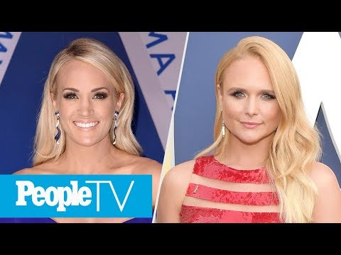 Cover Lagu Carrie Underwood's Emotional 1st Performance After Fall, Miranda Lambert Sets ACMs Record | PeopleTV