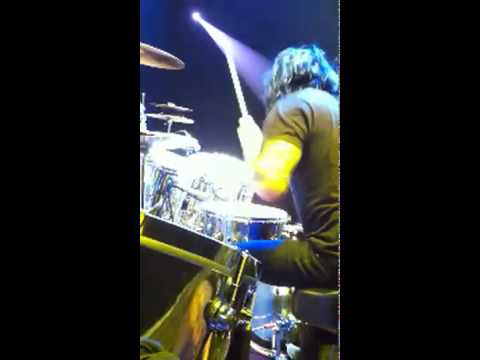 Stone Sour -3030150 - Roy Mayorga drum cam